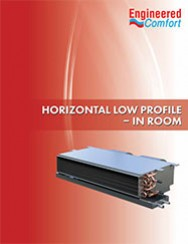 Low Profile Horizontal - In-Room - 40H Series
