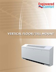 Vertical Floor/Sill Mount - 41V Series